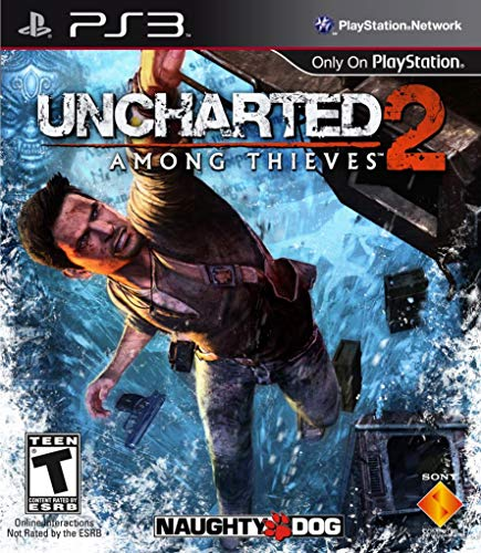Sony PS3 Uncharted 2 Aming Thieves (PLATINUM)