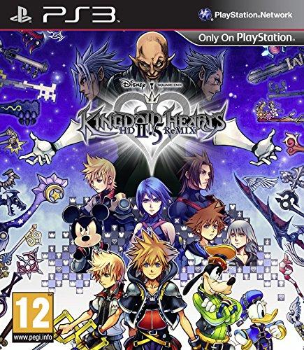 Sony Kingdom Hearts HD 2.5 ReMix (PS3) (UK)