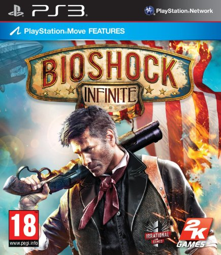 Take 2 Bioshock Infinite - Game of the Year Edition (PS3)