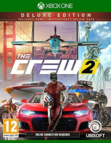 UBI Soft The Crew 2 - Deluxe Edition (Xbox One)