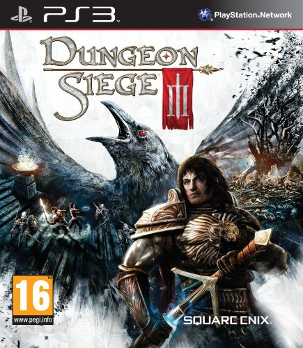 Square Dungeon Siege III (PS3)