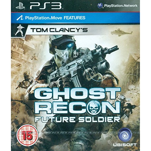 UBI Soft Tom Clancy's Ghost Recon: Future Soldier (PS3)