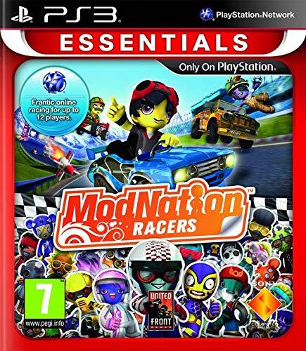 Milestone Interactive Pvt. Ltd. ModNation Racers PS3 Essentials