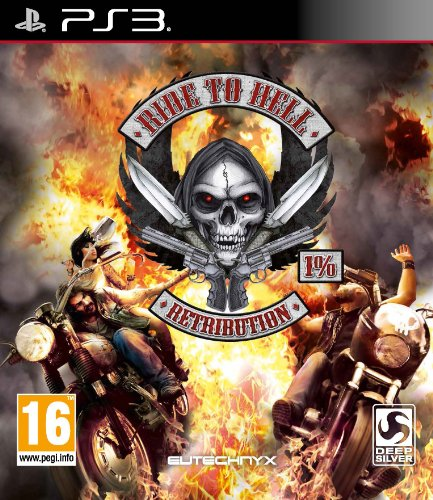 Deep Silver Ride to Hell Retribution PS3
