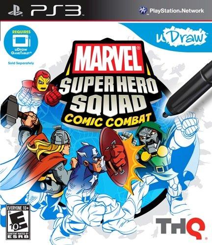 THQ Marvel Super Hero Squad: Comic Combat (PS3)