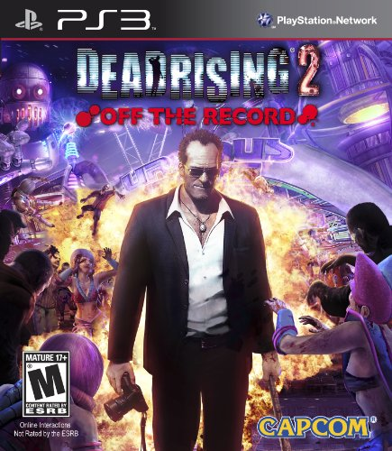 Capcom Dead Rising 2: Off the Record (PS3)