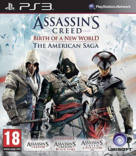 UBI Soft Assassin's Creed: The American Saga (PS3)