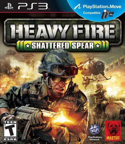 Mastiff Heavy Fire: Shattered Spear (PS3)