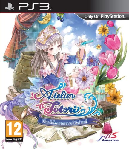 NIS America Atelier Totori: The Adventurer of Arland (PS3)