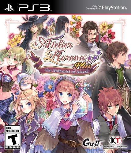 Koei Tecmo Atelier Rorona Plus: The Alchemist of Arland (PS3)