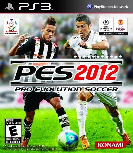 Konami Pro Evolution Soccer 2012 (PS3)