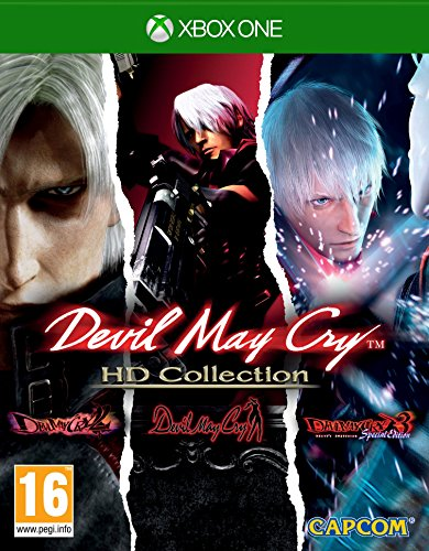 Capcom XB1 Devil May Cry HD Collection (Xbox One)