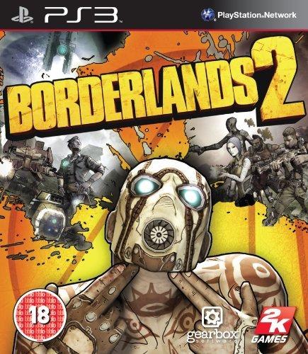Sony Borderlands 2 (PS3)
