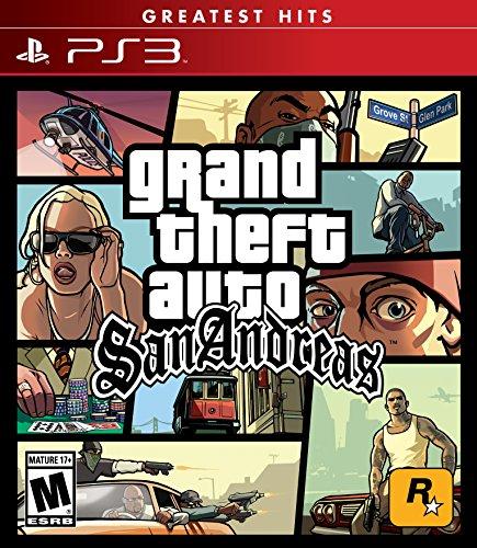 Ingram Grand Theft Auto: San Andreas(PS3)