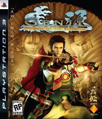 Sony Genji: Days of The Blade (PS3)
