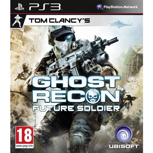 UBI Soft PS3 Ghost Recon Future Soldier (PS3)