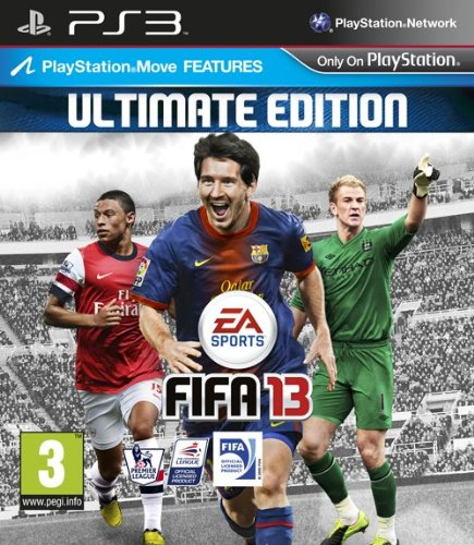 Electronic Arts Fifa 13 Ultimate Edition Ps3