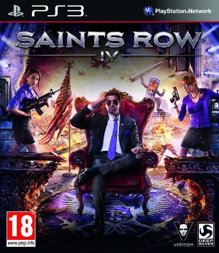Deep Silver Saints Row IV(PS3)