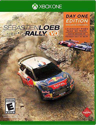 Square Sebastien Loeb Rally Evo - Xbox One