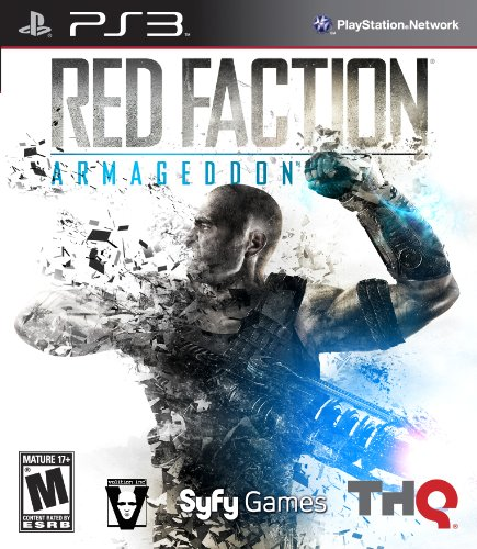 THQ Red Faction Armageddon (PS3)