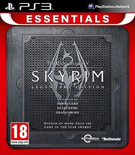Bethesda The Elder Scrolls V: Skyrim Legendary Edition (PS3)
