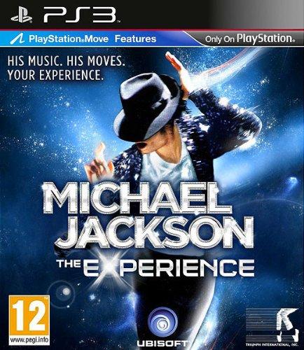 UBI Soft PS3 Michael Jackson The Experience