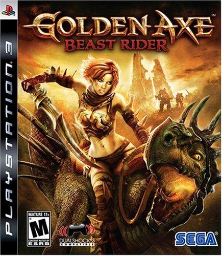 """""""Sega of America, Inc."""" Golden Axe: Beast Rider - Playstation 3"""