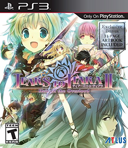Atlus Tears to Tiara II: Heir of the Overlord (PS3)
