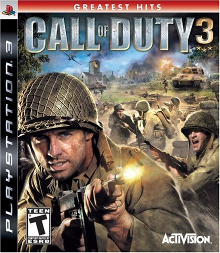 Activision Blizzard Call of Duty 3 (PS3)