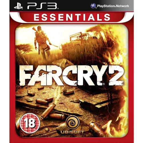 UBI Soft Far Cry 2: Essentials (PS3)