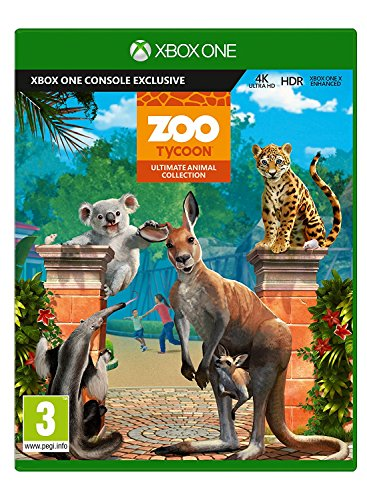 Microsoft Zoo Tycoon: Ultimate Animal Collection UK Import