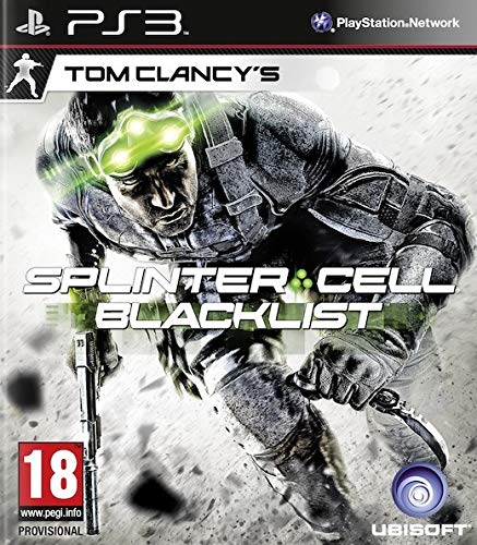 Ubisoft Ltd Splinter Cell: Blacklist (PS3)
