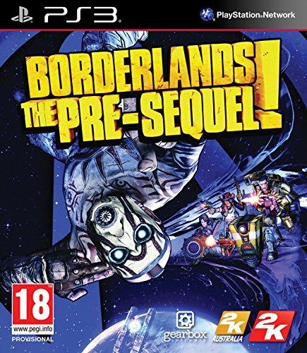 2K Games Borderlands: The Pre-Sequel (PS3)
