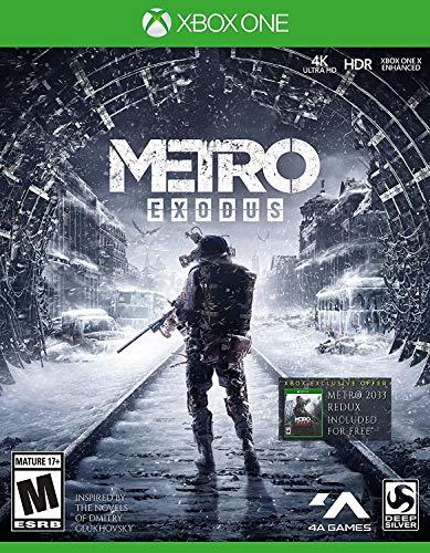 Deep Silver Metro Exodus: Day One Edition - Xbox One
