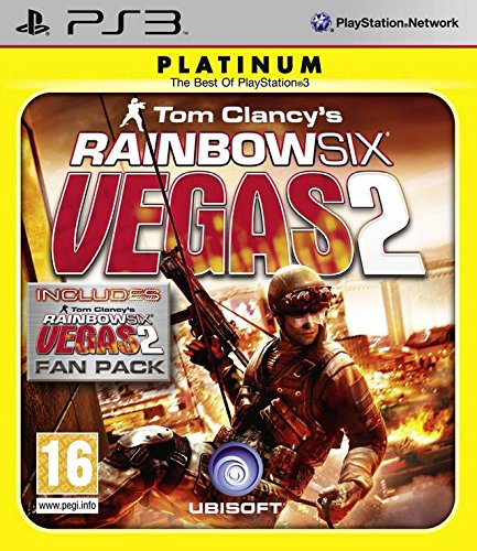 E Xpress Interactive Tom Clancy's Rainbow Six Vegas 2 PS3 Platinum