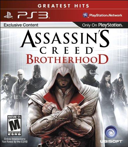 Sony Assassin's Creed: Brotherhood (PS3)