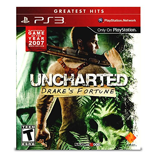 Sony Uncharted: Drake's Fortune (PS3)