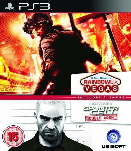 UBI Soft Rainbow Six: Vegas/Splintercell D. Age (PS3)