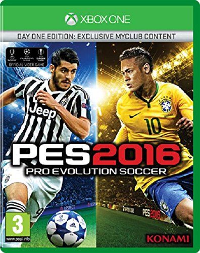 Konami PES 2016 - DAY ONE EDITION FOR XBOX ONE