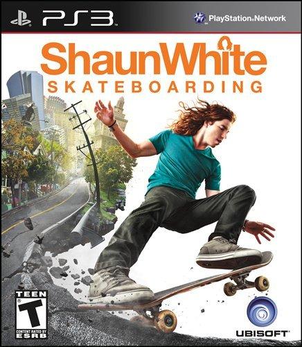 UBI Soft Shaun White Skateboarding (PS3)