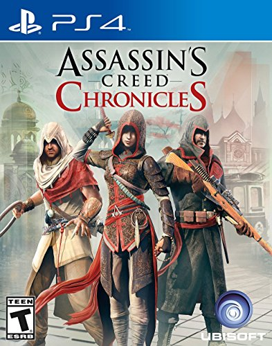 Microsoft Assassin's Creed Chronicles (PS4)