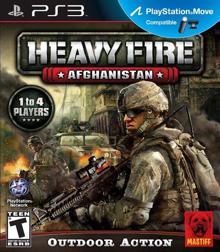 Mastiff Heavy Fire: Afghanistan (PS3)