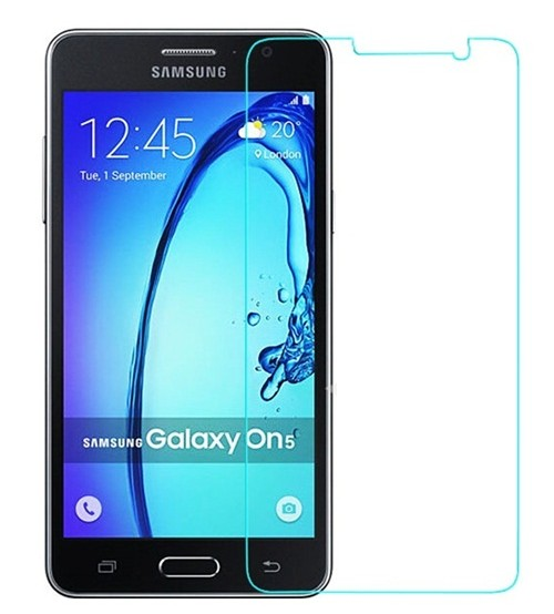 allstopshop Explosion-proof Tempered Glass For Samsung On5 Mobile Phone