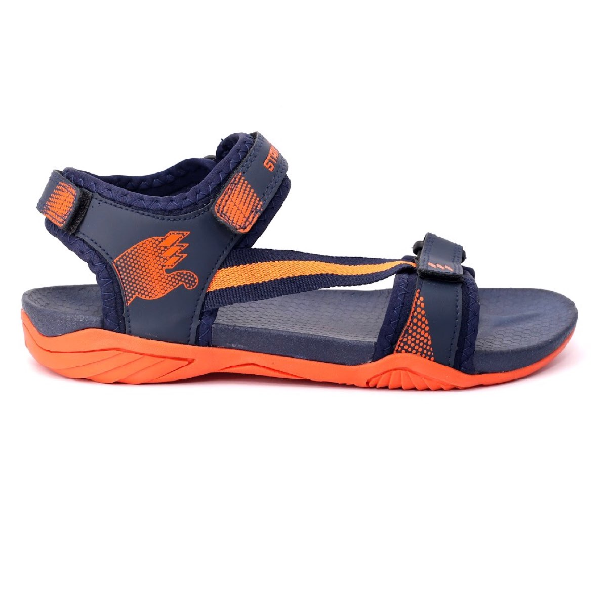 as8creation Striker Mens Sandals(9031 N . Blue)