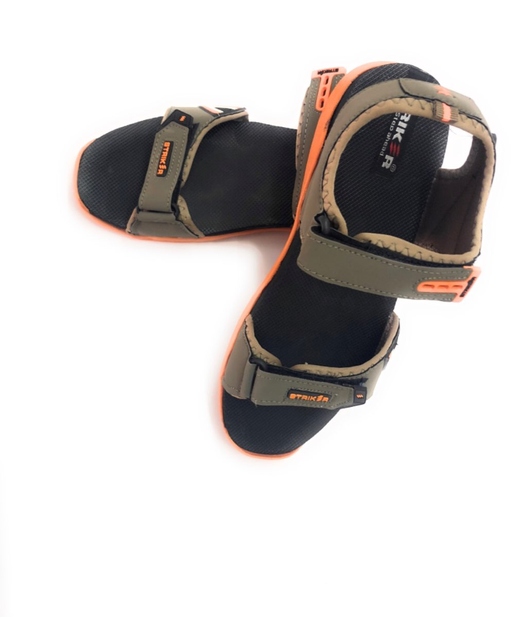as8creation Striker Mens Sandals Camel(9062 Camel)