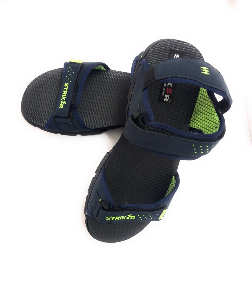 as8creation Striker Mens Sandals (064 Blue)