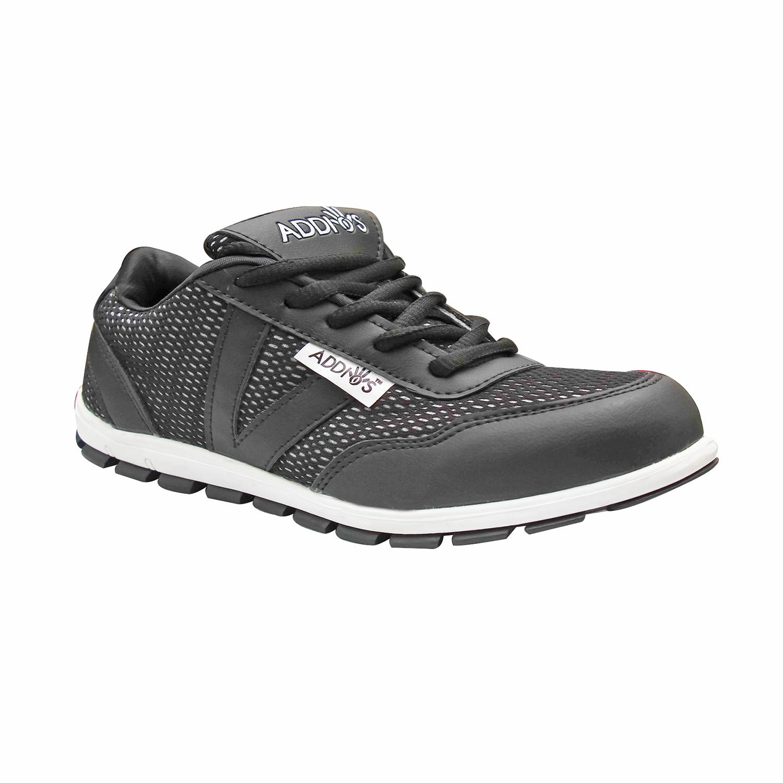 Addios Women Black Running Shoe