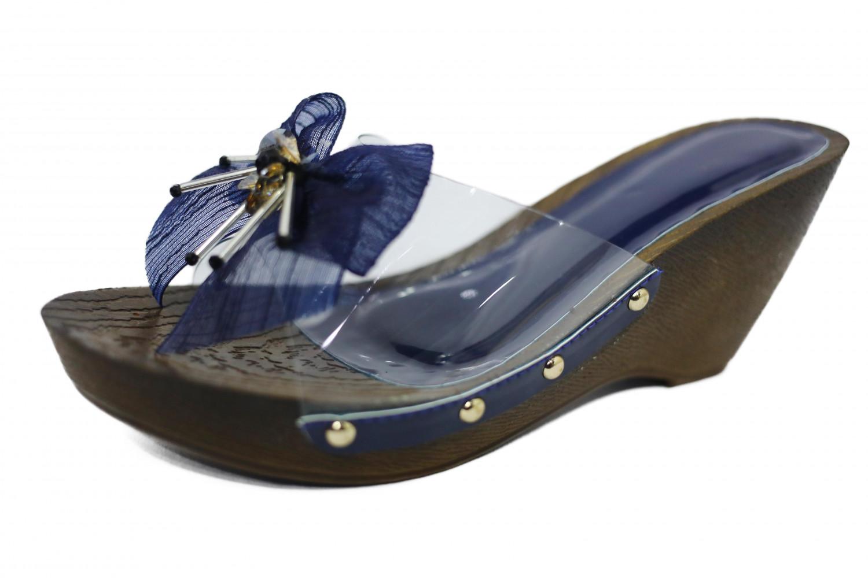 hienbuy Hie'n'buy Wedge Heels Party Slipper For Women