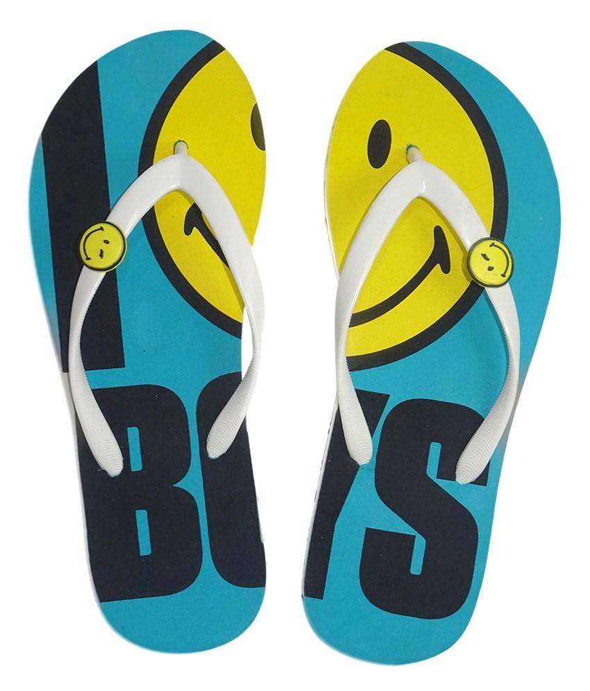 s2w Smiley Women's Iob Flip-flops