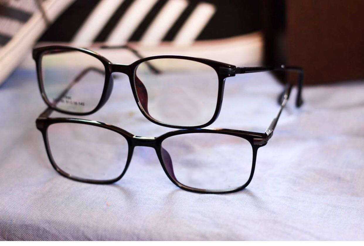 luxurystore Black New Stylish Frame Sunglasses W 1522